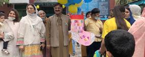 PU CCP marks World's Down syndrome Day