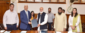 PU, UMT to work together on climate change